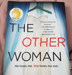 The Other Woman Sandie Jones book